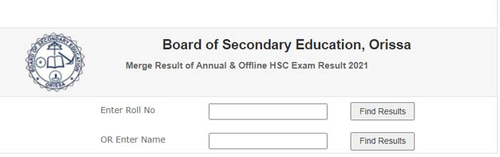 Check BSE odisha result 2021, matric result 2021 odisha.indiaresults.com