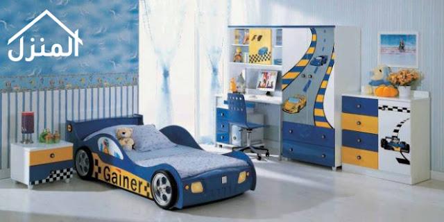 صور غرف نوم اطفال اولاد