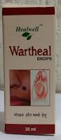 removes warts and corns naturally