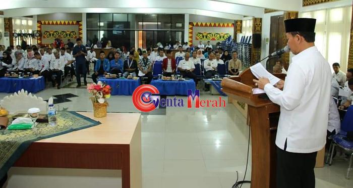 Perkaya Informasi Penyusunan RKPD, Pemkab Lampura Gelar Forum Konsultasi Publik