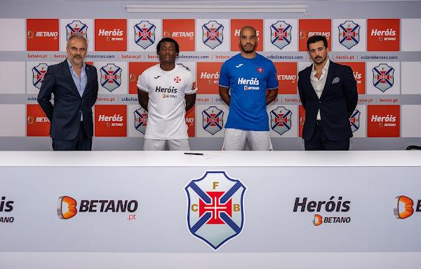 """Betano patrocina """"Os Belenenses"""""""