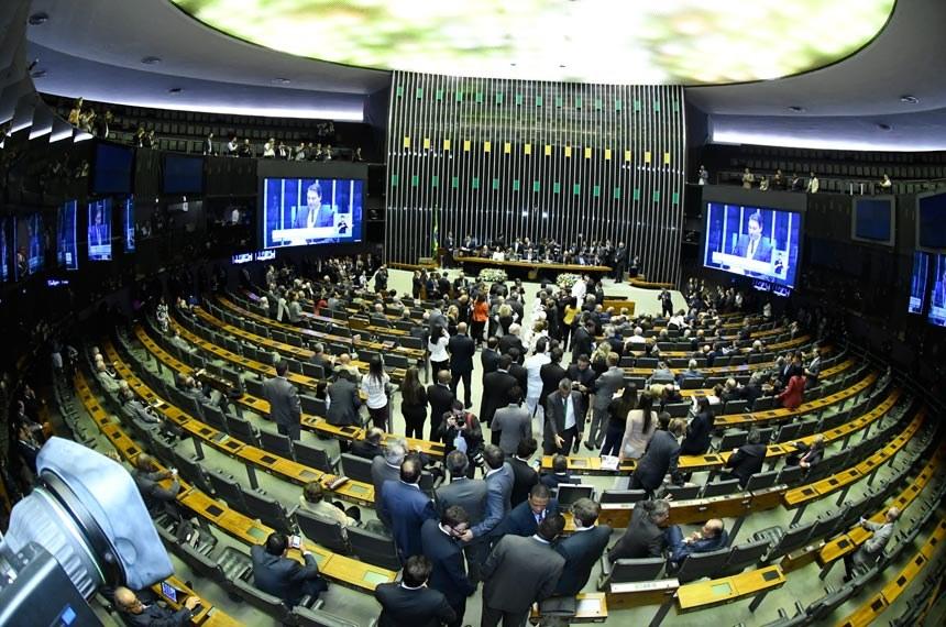 Congresso Nacional abre Ano Legislativo 2019 nesta segunda ed2f4e5b8fa