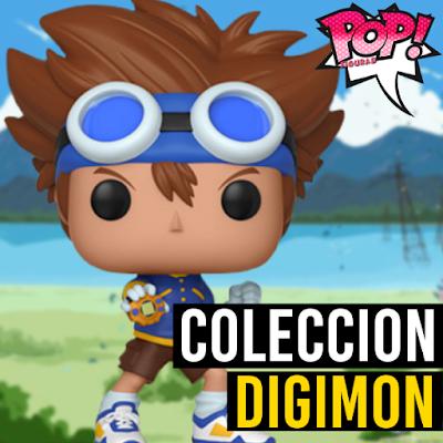 Lista de figuras funko pop de Funko POP Digimon
