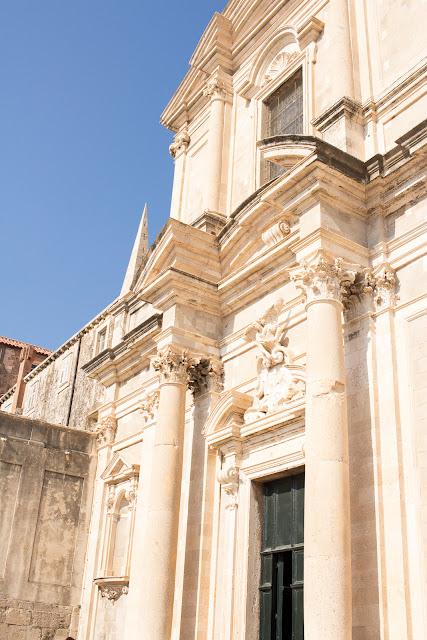 alte Kirche in Dubrovnik