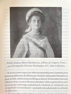 """Maria Romanowa, czyli tytułowa (choć nie jedyna) """"Zaginiona córka"""" Gill Paul, fot. paratexterka ©"""