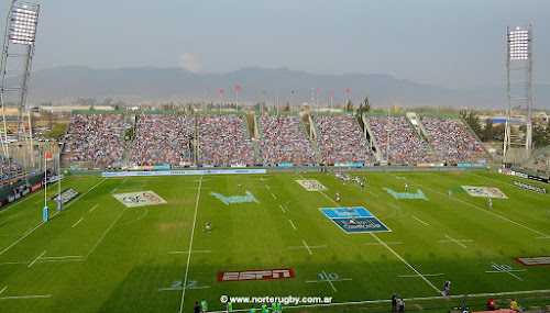Fixture para el Personal Rugby Championship 2018