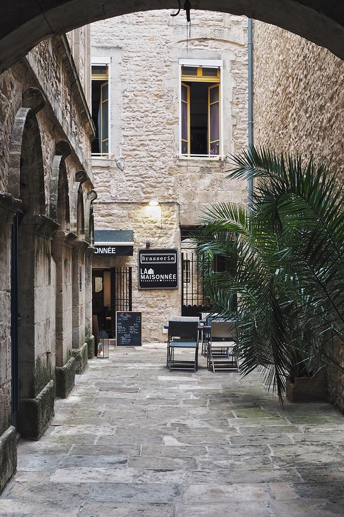 Restaurant La Maisonnée à Nîmes