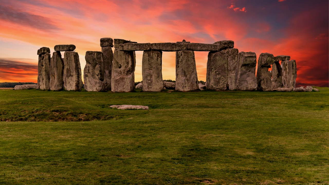 arquitectura en la prehistoria muy chida
