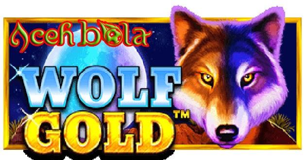 Game Judi Slot Online Wolf Gold Lengkap Demo & Panduan