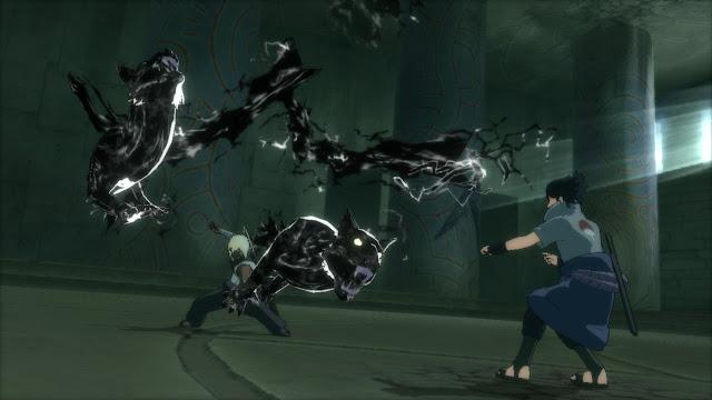 Naruto Shippuden Ultimate Ninja Storm 3 Full Burst HD PC Full Version Screenshot 1