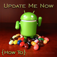 How To Update Android Smartphone To JellyBean