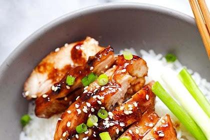 Soy-Glazed Chicken Recipe