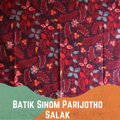 Batik Sinom Parijotho Salak