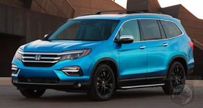 2020 Honda Pilot Design, prix et date de sortie Rumeurs