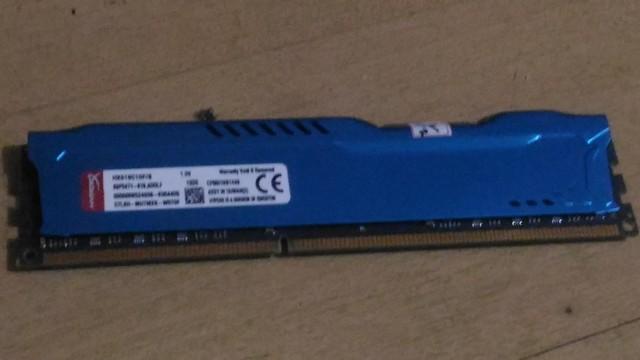 RAM PC DDR3 8GB