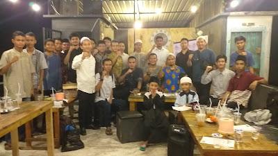 Konco Cafe dan LDR Tanjungbalai Gelar TalkShow Inspiratif