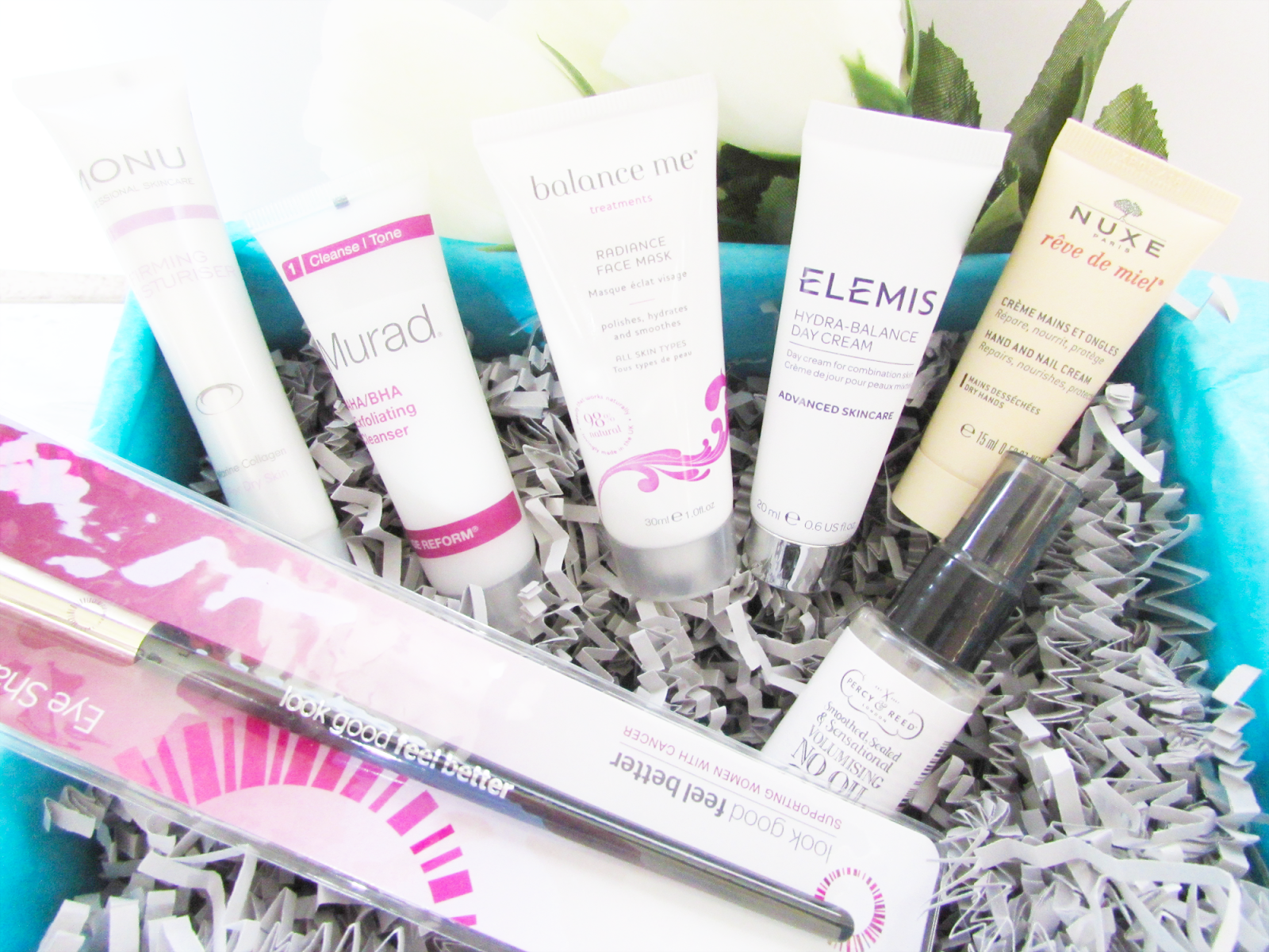 Look Fantastic October Beauty Box