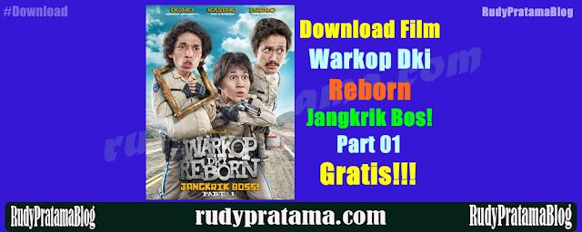 Warkop Dki Reborn Jangkrik Bos! Part 1