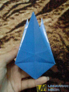 origami burung LM9