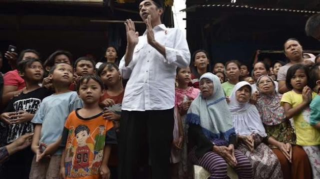Kabar Gembira! Jokowi Bakal Kasih Keluarga Miskin Rp 600 Ribu Per Bulan