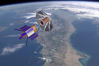 """MISTRAL, il sistema di rientro atmosferico """"smart"""" per minisatelliti"""