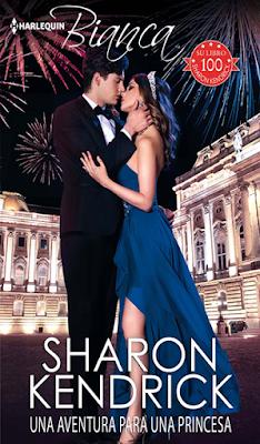 Sharon Kendrick - Una Aventura Para una Princesa