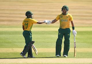 Ireland vs South Africa 3rd T20I 2021 Highlights