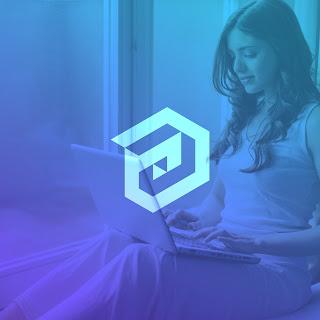 Desain Logo DigitalMind Software house