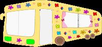 Ônibus - Criação Blog PNG-Free