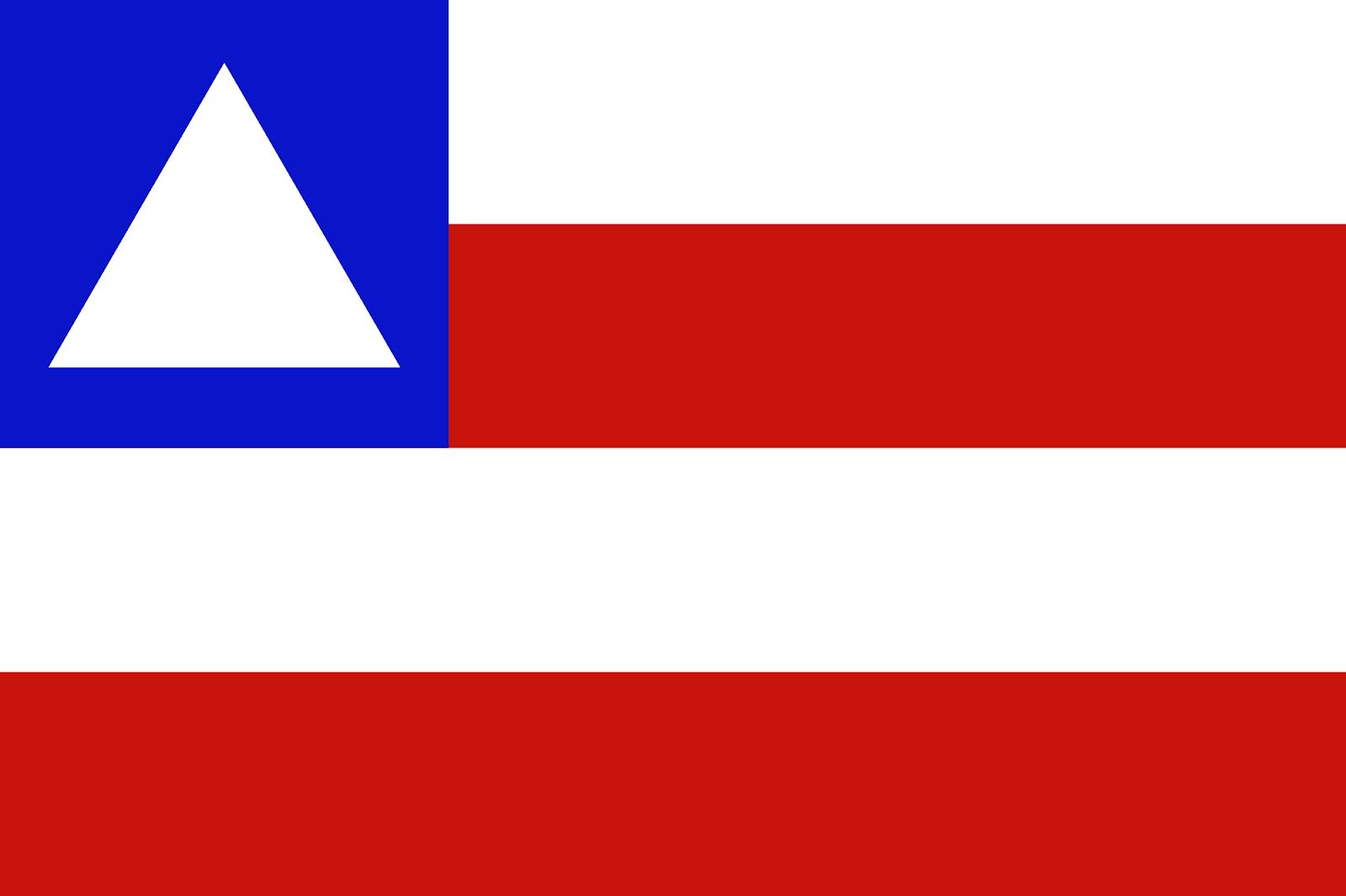 Bandeira da Bahia