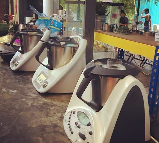 Thermomix - the future of cooking