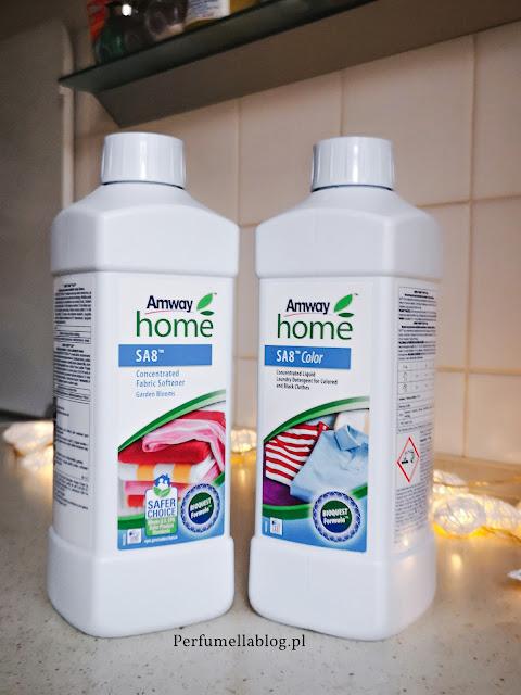 sa8 płyn home amway pranie