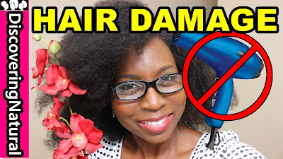 TOP 5 Things That Cause Natural Hair Damage | #NaturalHair #HairTips DiscoveringNatural