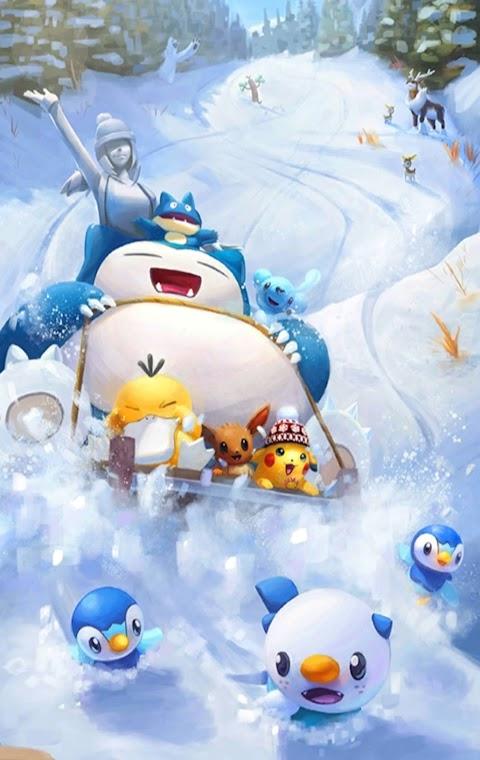 Người Bạn Pokemon Khổng Lồ