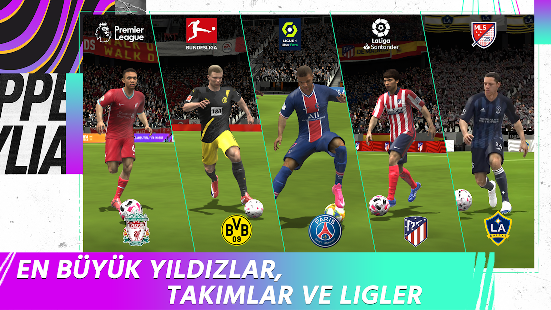 FIFA Futbol Hileli Apk - Transfer Para Hileli Apk