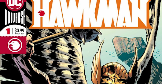 Brief Thoughts on Hawkman #1