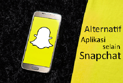 Aplikasi selain Snapchat untuk Android dan iOS