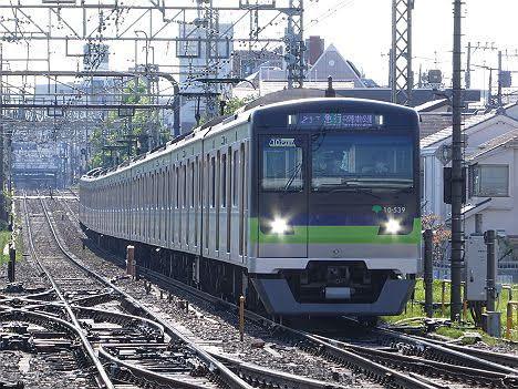 【謎の時間設定】都営新宿線からの急行 多摩動物公園行き