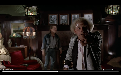 """Next Saturday night, we're sending you back to the future"": A mise en scene analysis of a still from Back to the Future"
