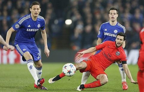 Trên sân nhà Champions League, Chelsea phải nếm mùi thất bại đầy đau đớn.