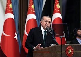 Musuh Turki Makin Banyak, Erdogan: Anda Tidak Bisa Memakan Kami!