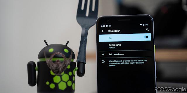 'Gabeldorsche' untuk Bluetooth