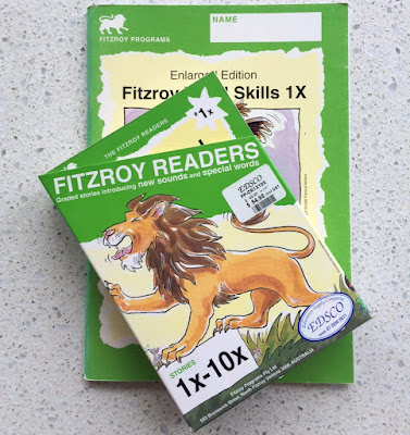 Fitzroy Reading Program For Homeschool