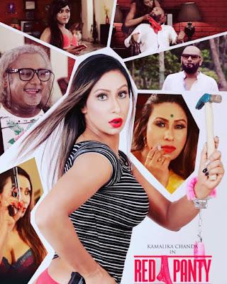 Kamalika Chanda web series Red Panty