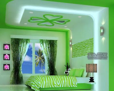 modern gypsum board false ceiling designs for bedroom 2019