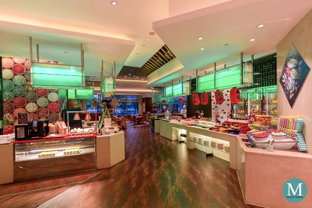 Cafe Wu at Shangri-La Hotel Wuhan