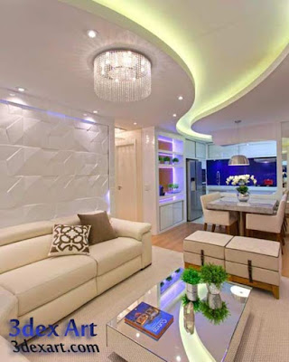 False Ceiling Designs For Living Room And Hall 2018, Ceiling Designs 2018, Ceiling  Lighting Part 88