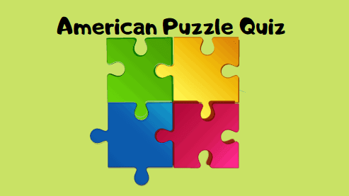 American Puzzle Quiz
