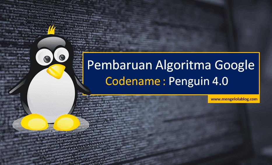 Update Pembaruan Algoritma Google Pinguin