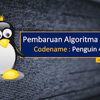 Pembaruan Algoritma Pinguin dirilis Google 23 September 2016